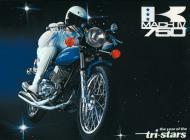 1972 Kawasaki Mach IV 750 Advert