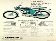 Yamaha YL1 Twin Jet Advert
