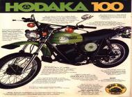 Hodaka 100 Sales Brochure