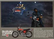 Suzuki T350 II Sales Brochure
