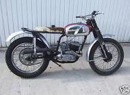BSA Bantam D7 Trials