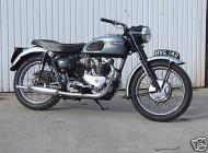 1955 Triumph T100