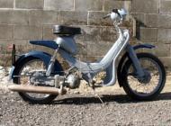 BSA Dandy 70cc Scooter