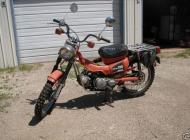 Honda CT110