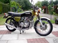 1972 Honda CB500/4