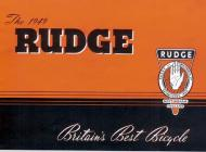 1949 Rudge Advert