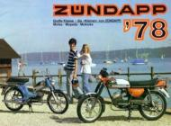 1978 Zundapp Advert