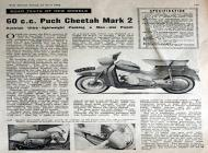 Puch Cheetah Advert