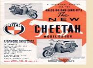 Puch Cheetah Advertisement