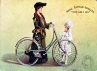 Royal Enfield Bicycle Advert