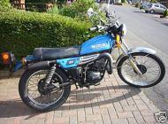 Suzuki TS185
