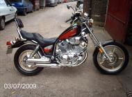 Yamaha XV1100 Special Edition