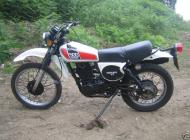 Yamaha XT500D