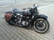 Harley Davidson Knucklehead E61 ci
