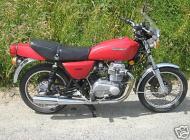 1980 Kawasaki Z400