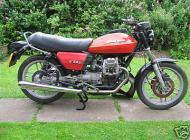 1980 Moto Guzzi V50