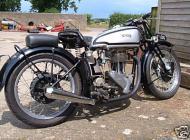 1938 Norton 500