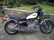 Yamaha XV750 SE