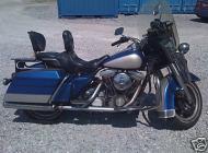 Harley Davidson FLHS Electra Glide Sport