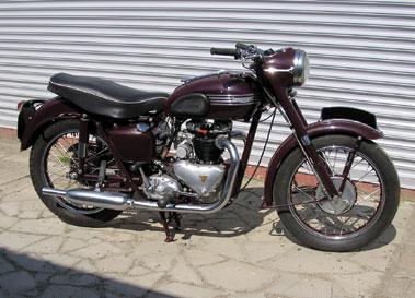 Triumph Speed Twin Gallery Classic Motorbikes