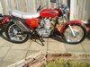 triumph t25ss blaser 1972