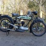 Triumph Model P
