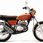 Suzuki TS125 Gallery