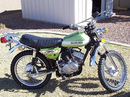 Suzuki Trail Bikes For Sale