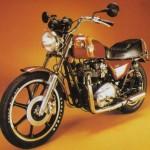 Triumph TSX750