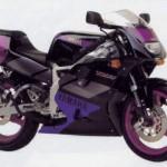 Yamaha TZR125 Gallery