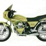 Moto Guzzi V65 Gallery