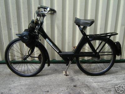 Velosolex Classic Motorcycles - Classic Motorbikes