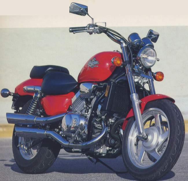 Honda Vf 750c Magna 1993. 1995