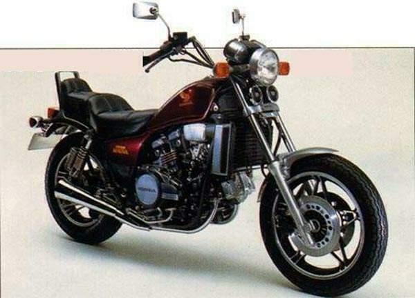 Honda VF750 Gallery - Classic Motorbikes