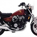 Honda VF500 Gallery