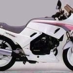 Honda VT250 Classic Bike Gallery