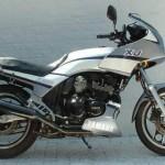 Yamaha XJ600 Gallery