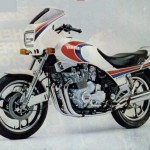 Yamaha XJ900 Gallery