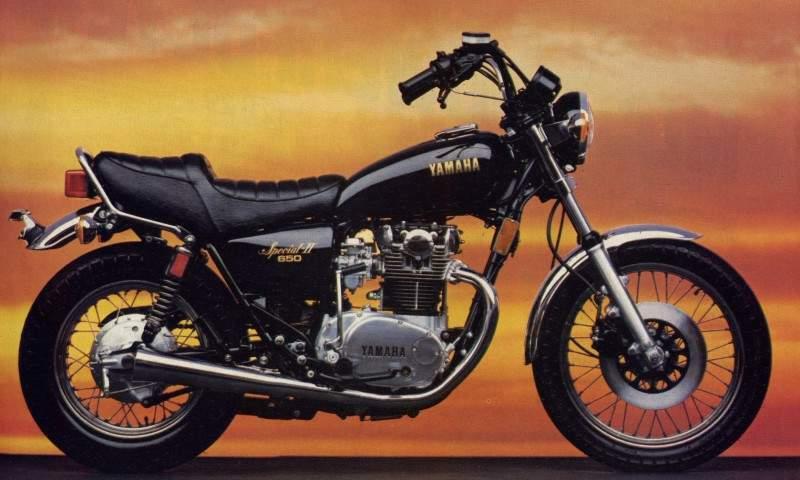 Yamaha XS650 Gallery - Classic Motorbikes
