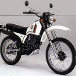 Yamaha XT125 Gallery