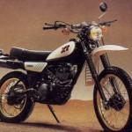 Yamaha XT250 Gallery