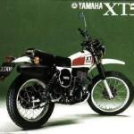 Yamaha XT500 Gallery