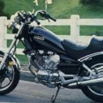 Yamaha XV500 Virago Gallery