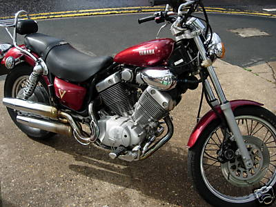 Yamaha xv535 virago gallery classic motorbikes for Yamaha clp 535 for sale