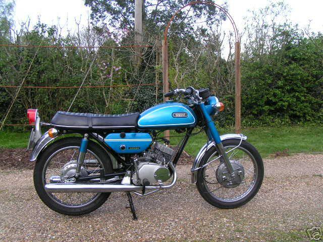 Yamaha Cs Series