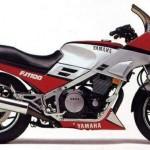 Yamaha FJ1100 Gallery