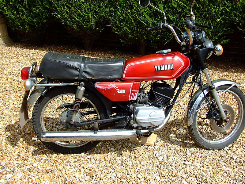 Yamaha Classic Motorcycles - Classic Motorbikes
