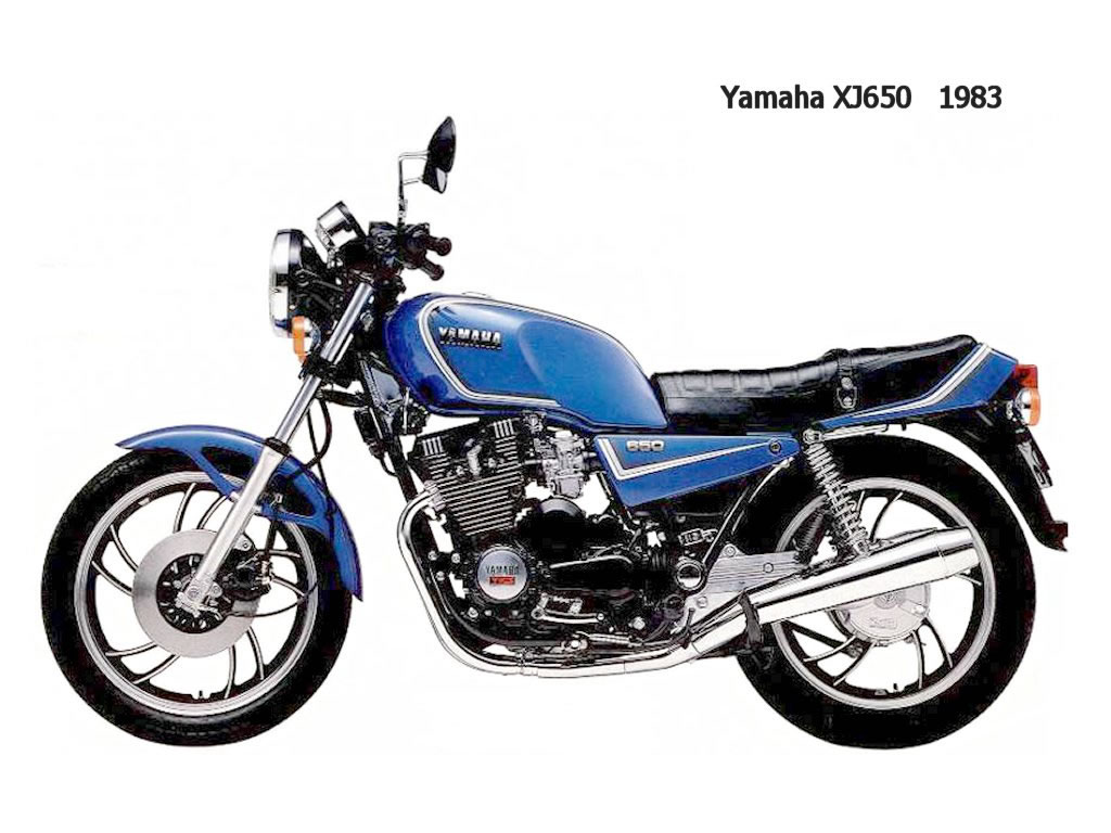 1982 Xj650 Service Manual Yamaha Maxim Wiring Diagram Gallery Classic Motorbikes Rh Net Pdf