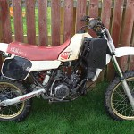 Yamaha YZ80 Classic Bike Gallery