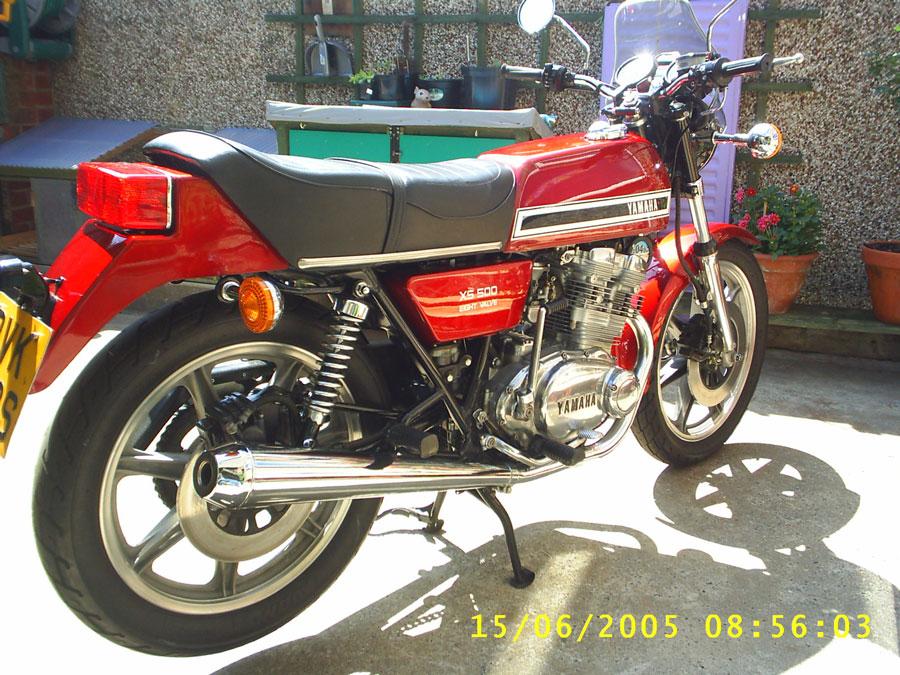 Yamaha Xs500 Gallery Classic Motorbikes